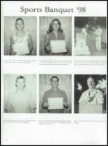 1998 Baird High School Yearbook Page 70 & 71