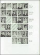 1998 Baird High School Yearbook Page 90 & 91