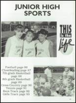 1998 Baird High School Yearbook Page 92 & 93