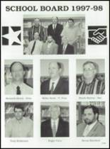 1998 Baird High School Yearbook Page 126 & 127