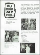 1998 Baird High School Yearbook Page 128 & 129
