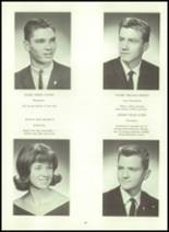 1965 Southold High School Yearbook Page 16 & 17
