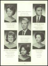1965 Southold High School Yearbook Page 18 & 19