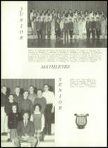 1965 Southold High School Yearbook Page 52 & 53