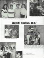 1987 Escalante High School Yearbook Page 10 & 11