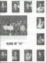 1987 Escalante High School Yearbook Page 20 & 21
