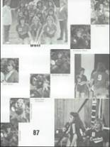 1987 Escalante High School Yearbook Page 28 & 29