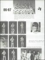 1987 Escalante High School Yearbook Page 36 & 37
