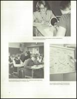 1971 Valparaiso High School Yearbook Page 42 & 43