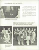 1971 Valparaiso High School Yearbook Page 62 & 63