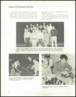 1971 Valparaiso High School Yearbook Page 66 & 67