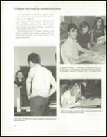 1971 Valparaiso High School Yearbook Page 68 & 69