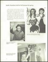 1971 Valparaiso High School Yearbook Page 100 & 101