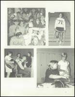 1971 Valparaiso High School Yearbook Page 102 & 103