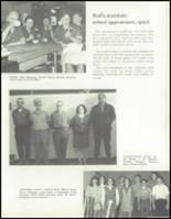 1971 Valparaiso High School Yearbook Page 110 & 111