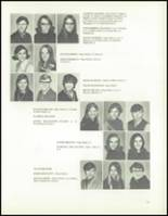 1971 Valparaiso High School Yearbook Page 134 & 135