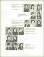 1971 Valparaiso High School Yearbook Page 136 & 137