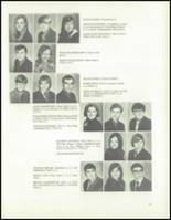 1971 Valparaiso High School Yearbook Page 142 & 143