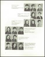 1971 Valparaiso High School Yearbook Page 144 & 145