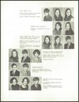 1971 Valparaiso High School Yearbook Page 152 & 153