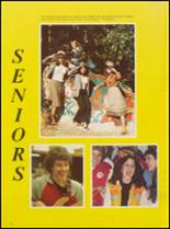 1982 Woodway High School Yearbook Page 20 & 21