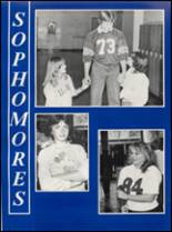 1982 Woodway High School Yearbook Page 54 & 55