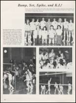 1982 Woodway High School Yearbook Page 92 & 93
