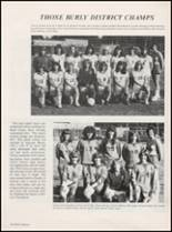 1982 Woodway High School Yearbook Page 98 & 99