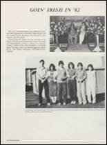1982 Woodway High School Yearbook Page 100 & 101