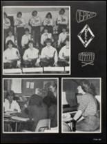 1982 Woodway High School Yearbook Page 112 & 113
