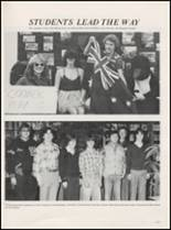 1982 Woodway High School Yearbook Page 114 & 115