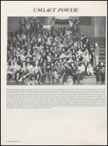1982 Woodway High School Yearbook Page 118 & 119