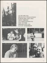 1982 Woodway High School Yearbook Page 126 & 127