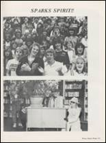1982 Woodway High School Yearbook Page 128 & 129