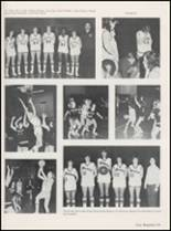 1982 Woodway High School Yearbook Page 132 & 133