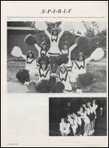 1982 Woodway High School Yearbook Page 136 & 137