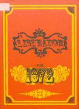 1972 Yearbook Lincoln Consolidated High School