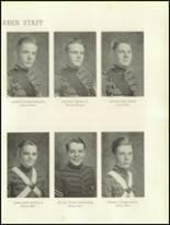 1936 Kentucky Military Institute Yearbook Page 14 & 15