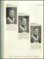 1936 Kentucky Military Institute Yearbook Page 24 & 25
