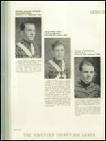 1936 Kentucky Military Institute Yearbook Page 36 & 37
