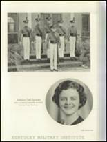 1936 Kentucky Military Institute Yearbook Page 84 & 85