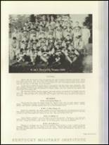 1936 Kentucky Military Institute Yearbook Page 102 & 103