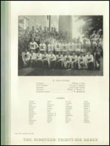1936 Kentucky Military Institute Yearbook Page 112 & 113