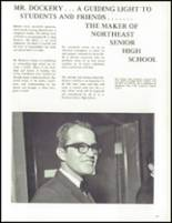 1970 Northeast Guilford High School Yearbook Page 26 & 27