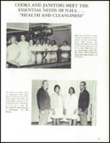 1970 Northeast Guilford High School Yearbook Page 42 & 43