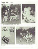 1970 Northeast Guilford High School Yearbook Page 70 & 71