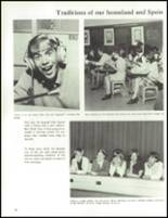1970 Northeast Guilford High School Yearbook Page 102 & 103