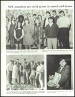 1970 Northeast Guilford High School Yearbook Page 108 & 109