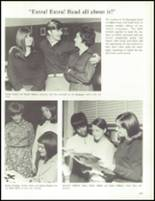1970 Northeast Guilford High School Yearbook Page 136 & 137