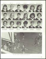 1970 Northeast Guilford High School Yearbook Page 152 & 153